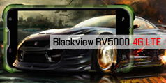 Смартфон Blackview BV5000 | Обзор