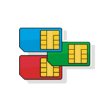 Телефоны 3 сим-карты