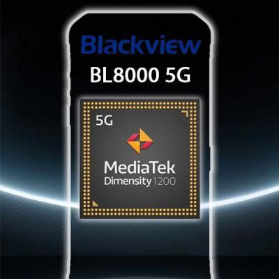 Смартфон Blackview BL8000 5G