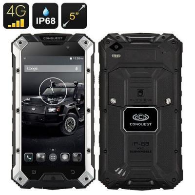 Conquest S6 4G LTE